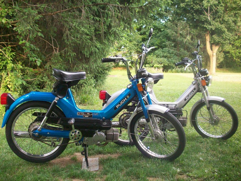 1980 Puch Maxi Times Two