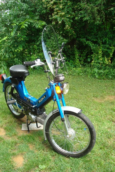 1980 Puch Maxi with Windshield