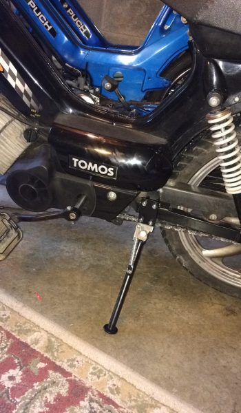 2009 Tomos Sprint with Side Kickstand